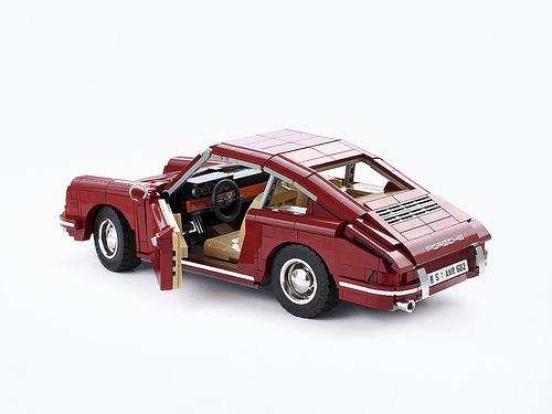 lego porsche 911 classic the lego car blog. Black Bedroom Furniture Sets. Home Design Ideas
