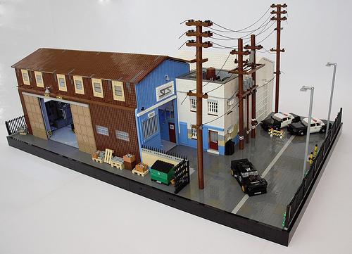 Lego Gymkhana 7