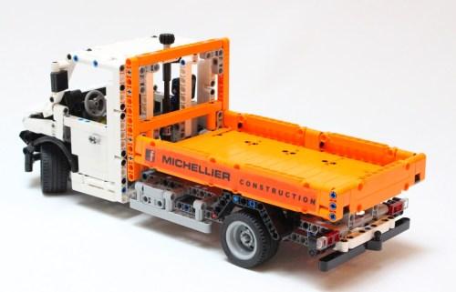 Lego Technic Tipper Truck