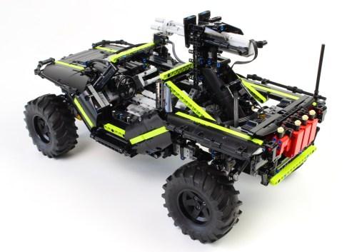Lego Technic Halo Warthog RC
