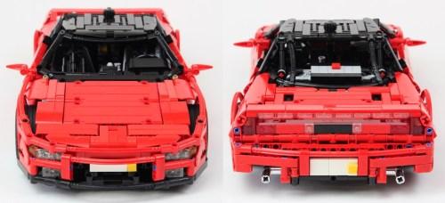 Lego Technic Honda NSX