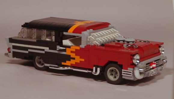 Lego Chevrolet Bell Air