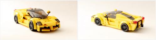 Lego La Ferrari