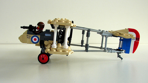 Lego Airco DH.2 Fighter