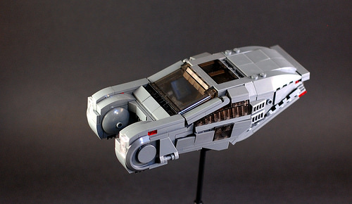 Lego Blade Runner 2049 Spinner