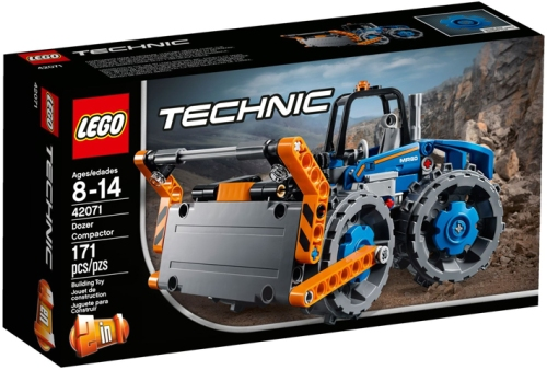 Lego Technic 42071 Box