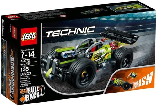 Lego 42072 Box