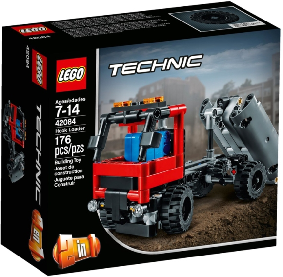 Lego Technic 42084 Box