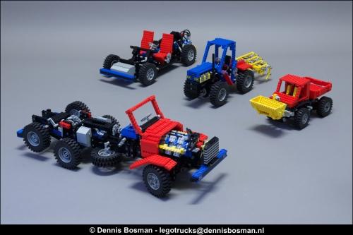 8889 The Lego Car Blog