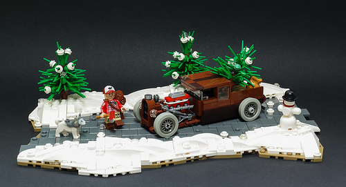 Lego Hot Rod Pick-Up