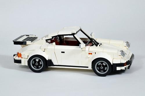 Lego Porsche 911 Turbo