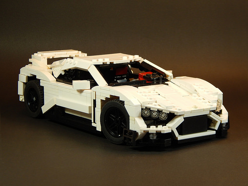 Lego Zenvo TS1