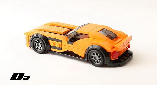 Lego O² Concept