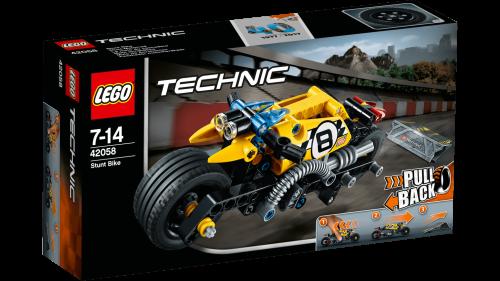 LEGO 42058 Stunt Bike Review