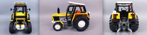 Lego Usus 912 Tractor