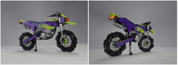 Lego Dirtbike