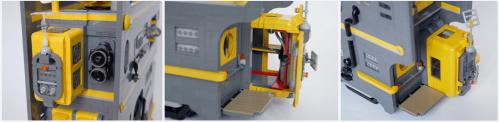Lego Sci-Fi Tram