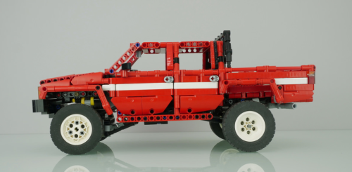 Lego Technic Toyota Hilux 4x4 RC