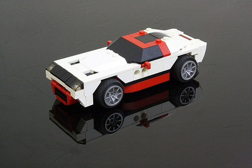 Lego Concept Muscle Car