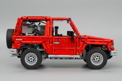 Lego Technic Mitsubishi Pajero