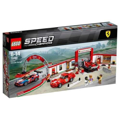 Lego 75889 Speed Champions Ferrari Ultimate Garage