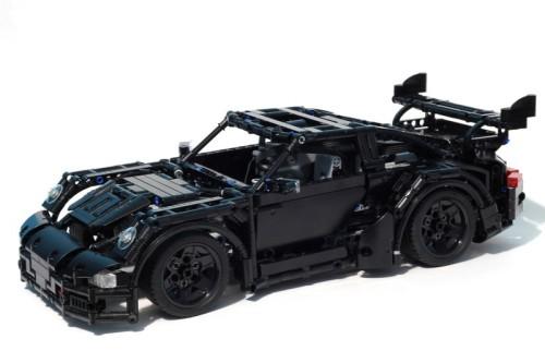 Lego Technic Porsche 911 GT3 RS Remote Control