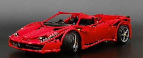 Ferrari The Lego Car Blog