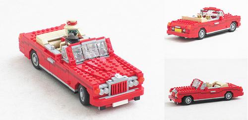 Lego Bentley Continental