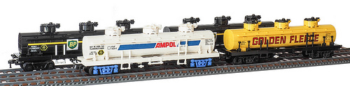 Lego Train Wagons