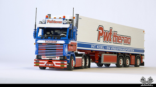 Lego Scania 142 PWT Thermo