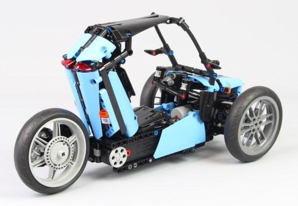 Lego RC Trike