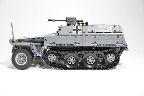 Lego Technic Sd.Kfz. 250 Half-Track