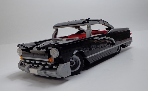 Classic Car THE LEGO CAR BLOG - Classic car design