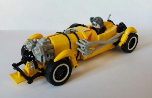 Lego Desert Clipper