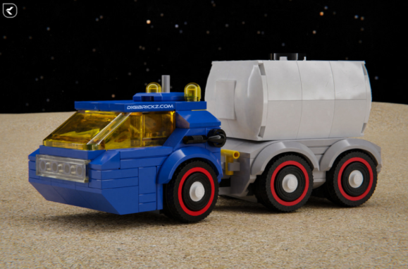 Lego Classic Space Tanker