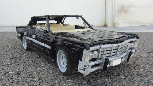 Lego Technic Chevrolet Impala