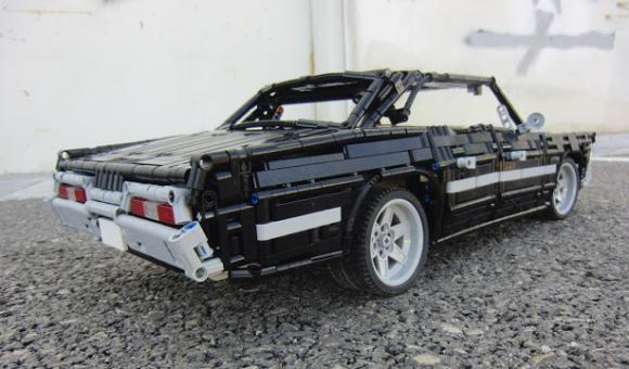 Lego Technic Chevrolet Impala RC