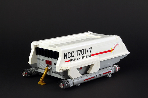 Lego Star Trek Galileo