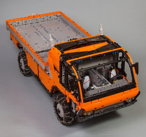 Lego Technic Trial Truck RC