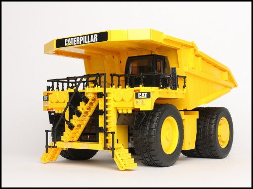 Lego Caterpillar 797F Mining Truck