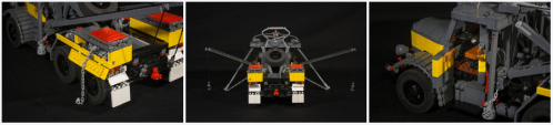 Lego Mack LMSW 6x4 Wrecker SBrick