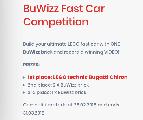 BuWizz Competition