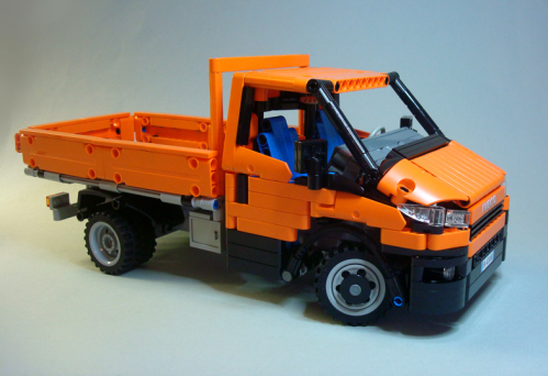 Lego Technic Iveco Daily