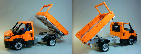 Lego Technic Iveco Daily