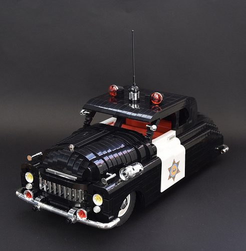Lego Classic Police Car