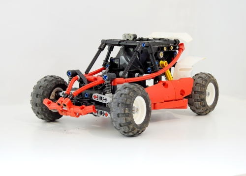 Lego Technic Remote Control Buggy