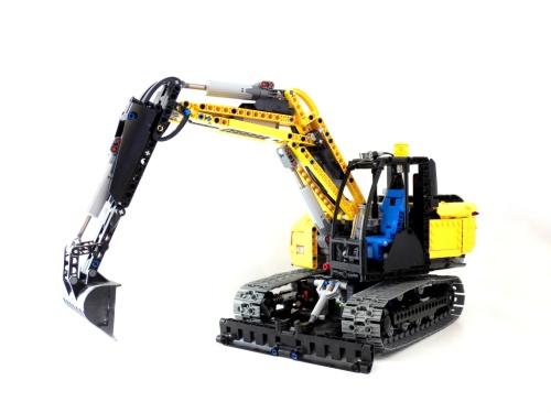 Lego Technic Remote Control Excavator