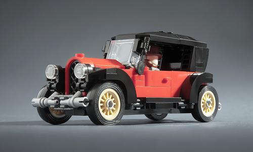 Lego Mercer 5 Sporting 1920