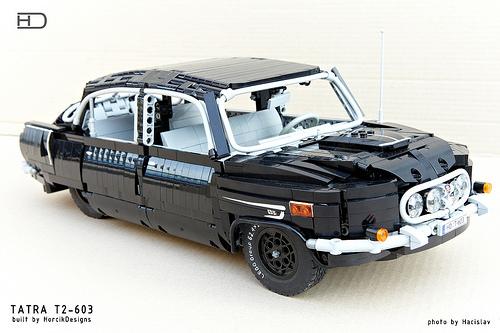 Lego Technic Tatra 603
