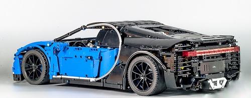 lego technic bugatti chiron supercar the lego car blog. Black Bedroom Furniture Sets. Home Design Ideas
